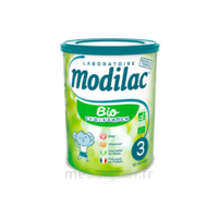 Modilac Bio Croissance Lait En Poudre B/800g à Ris-Orangis