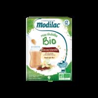Modilac Céréales Farine Cacao Vanille Dès 12 Mois B/250g à Ris-Orangis