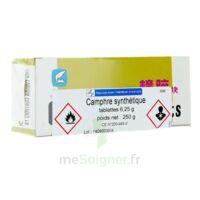 Cooper Camphre Tablettes 250g à Ris-Orangis