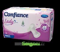 Confiance Lady Protection Anatomique Incontinence 4 Gouttes Sachet/14 à Ris-Orangis