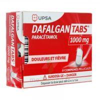 Dafalgantabs 1 G Cpr Pell Plq/8 à Ris-Orangis