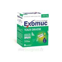 Exomuc 200 Mg, Granulés Pour Usage Oral En Sachet 15 Sachets/2g à Ris-Orangis