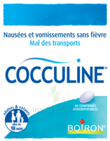 Boiron Cocculine Comprimés orodispersibles B/40 à Ris-Orangis
